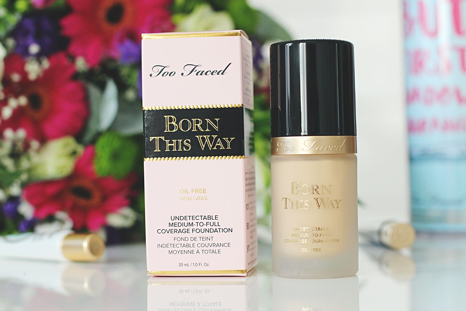 born this way fond de teint too faced