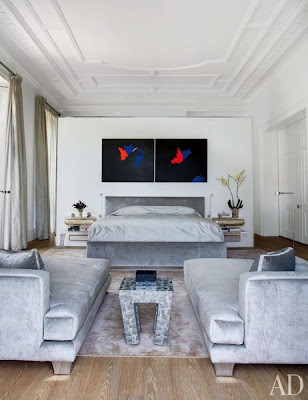 francis sultana design in london bedroom
