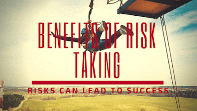 Risks Can Lead To Success