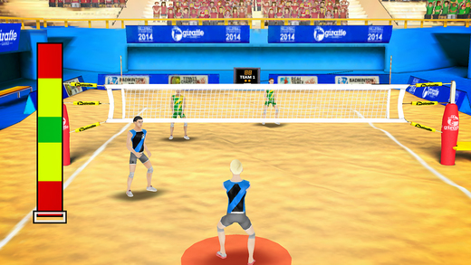 Game Volleyball Android Volleyball Champions 3D