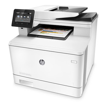 HP LaserJet Pro MFP M427fdw Driver Download