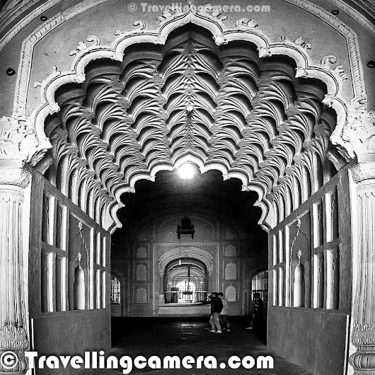 Bada Imambada - A must visit place in Lucknow City of Uttar Pradesh, India