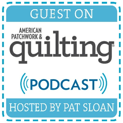 Podcast with Pat Sloan
