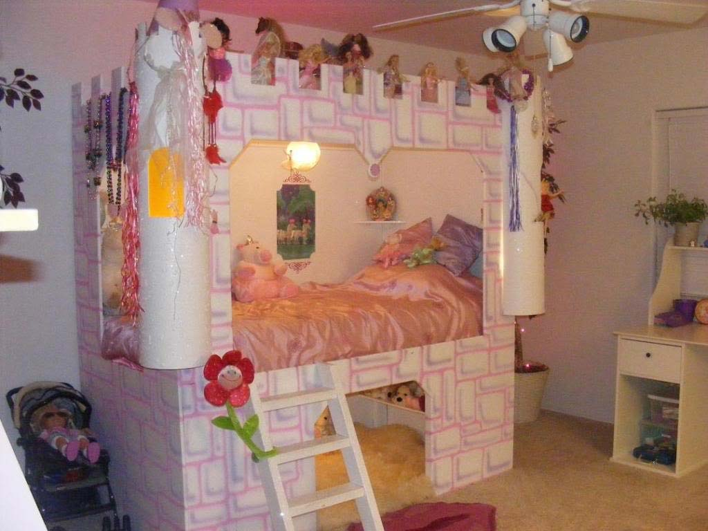 50 Awesome Bedroom Ideas: 50 Best Princess Theme Bedroom Design For Girls