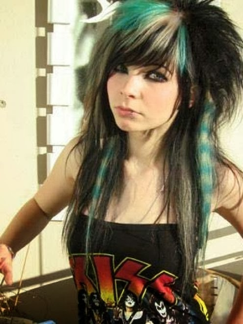 A Variety Of Emo Scene Hairstyles Find Lifestyle Your Lifestyle Here