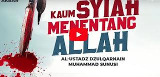 Kaum Syiah Menentang Allah [Video]
