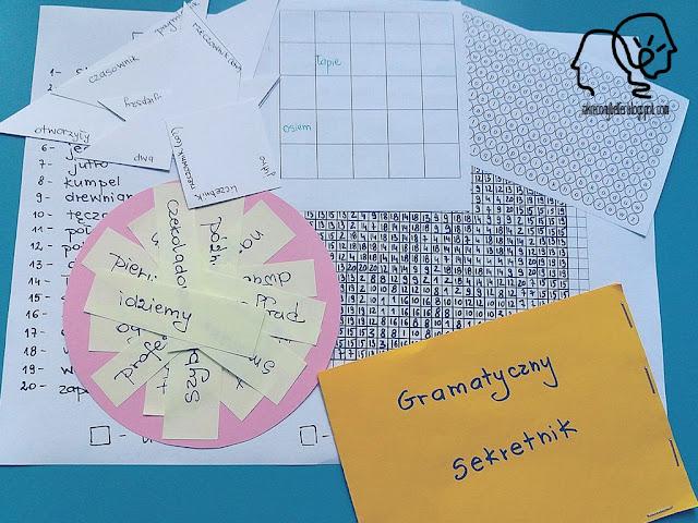 gramatyczny sekretnik