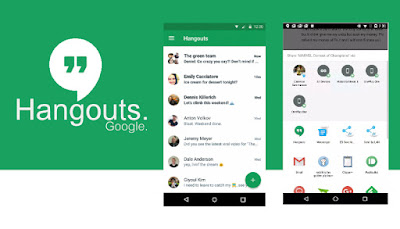 Google Released Hangouts 6.1 With Direct share & Quick Reply Feature : Download APK
