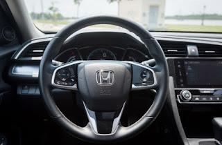 Volang Honda Civic 2018