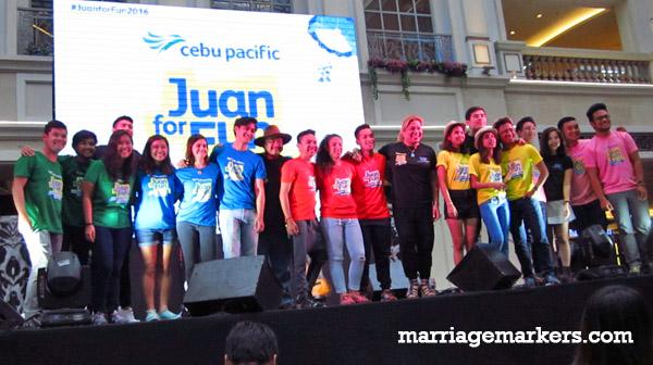 Juan for Fun 2016