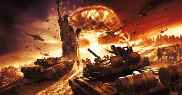 Masalah di Ukraina dan Perselisihan Rusia-Amerika