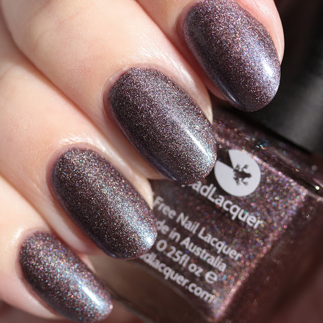 Lilypad Lacquer Cool Suede