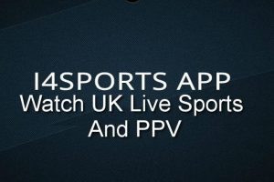 I4Sports Apk App to Watch Live Sports, PPV On Android