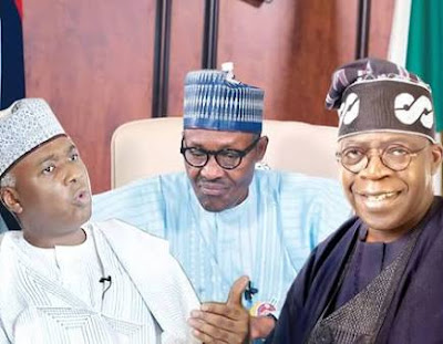 APC Convention: How Buhari, Tinubu, Others Averted Crisis