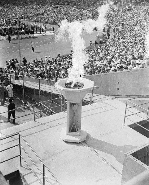 Bryan Pinkall S World Of Opera Olympics And More 1948