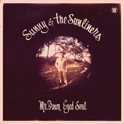 Sunny and the Sunliners LP cover