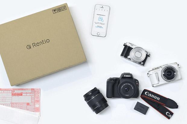 Rentioのカメラレンタル ノハナ限定10%OFF割引