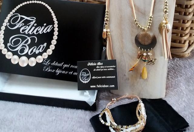bijoux de Félicia box