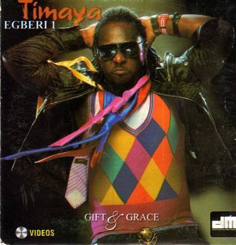 Timaya - God You Are 2 Much