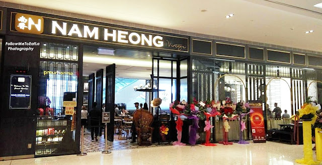 Nam Heong Vintage Grand Opening At Pavilion Elite Pavilion Shopping Mall