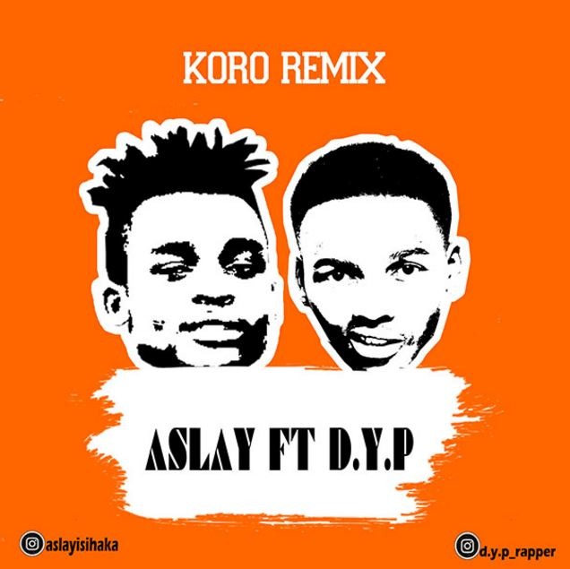 Aslay (Asley) Ft. Dyp - kolo x Koro (remix & Cover).