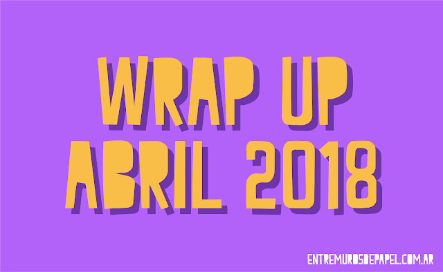 wrap up abril 2018