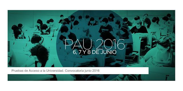 Acceso a la Universidad para estudiantes de Bachillerato y Ciclos Formativos.
