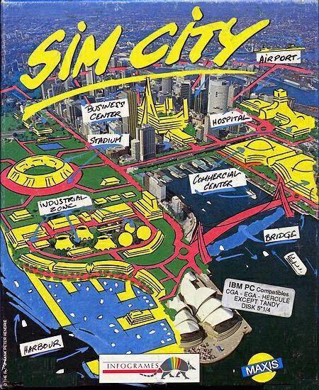 Descargar Sim City