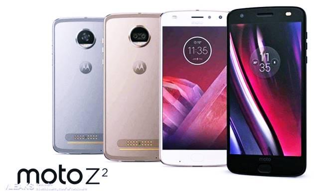 Motorola Moto Z2 Force dan Z2 Play