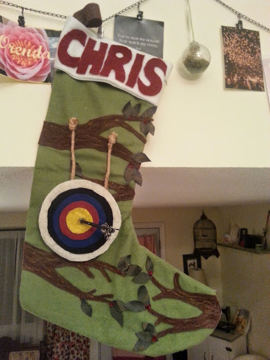 Best of: Crafty Geeky Christmas on Girl, Crafted. Stockings!