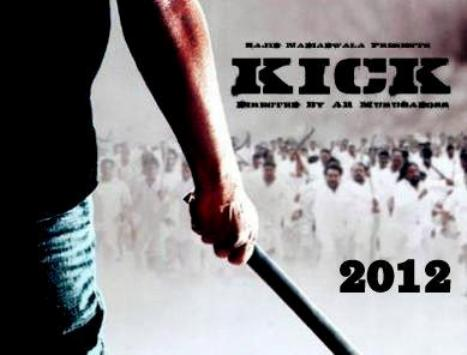 "Kick 2012 Movie Posters,Salman Khan's "" FIRST LOOK'S ..."