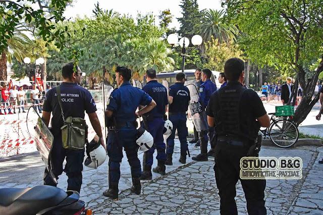 25 συλλήψεις από αστυνομική επιχείρηση σε καταυλισμούς ΡΟΜΑ στην Αργολίδα