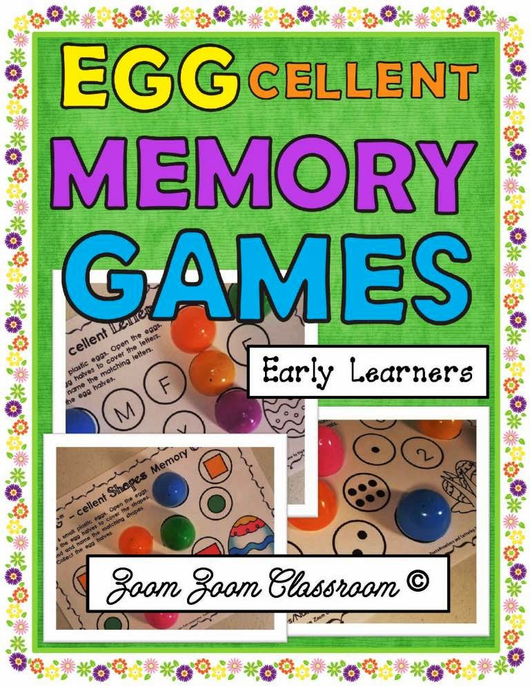 http://www.teacherspayteachers.com/Product/EGG-cellent-Memory-Games-for-Early-Learners-1208228