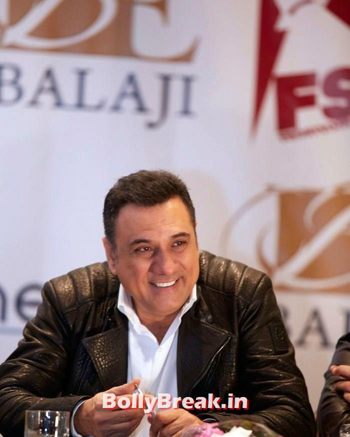 Boman Irani, 'Slam! The Tour' Press Conference Pics from USA