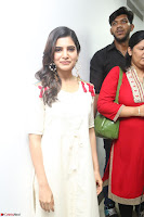 Samantha Ruth Prabhu Smiling Beauty in White Dress Launches VCare Clinic 15 June 2017 004.JPG