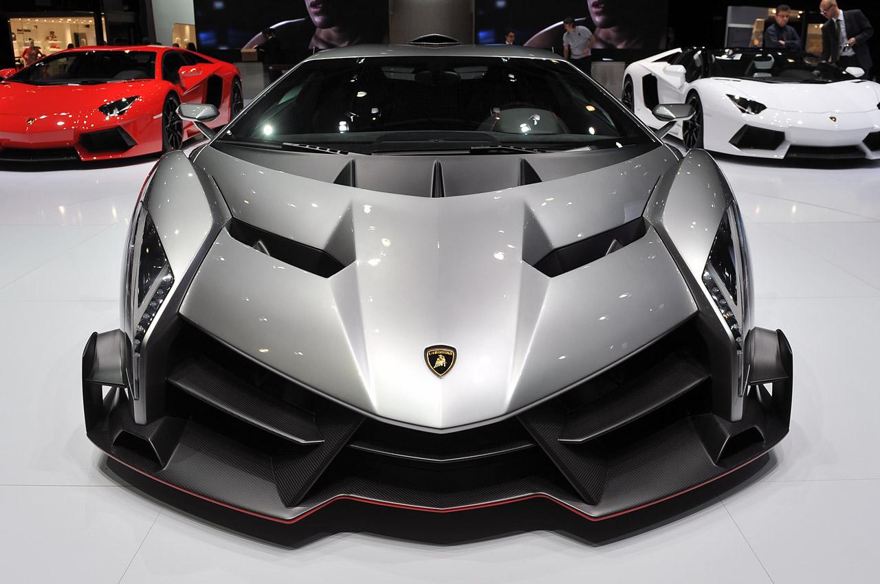 Lamborghini Veneno Supercar Original