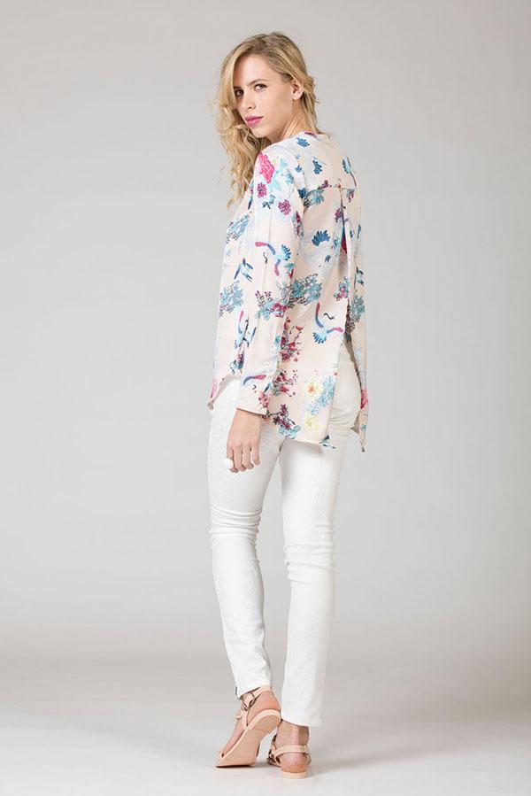 Camisas de moda 2018 ropa de mujer. Moda 2018.