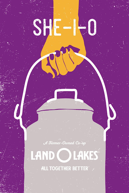 "Land O'Lakes introduces ""She-I-O,"" a rousing anthem for a new generation that celebrates inclusion and champions women, just in time for Women's Equality Day, August 26."