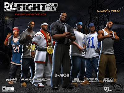 Def Jam Fight For NY PSP