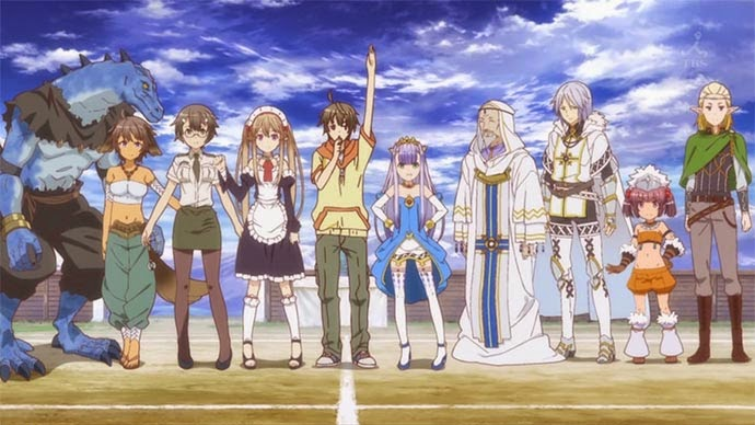 Anime Fan Fiction And Books Oh My Outbreak Company