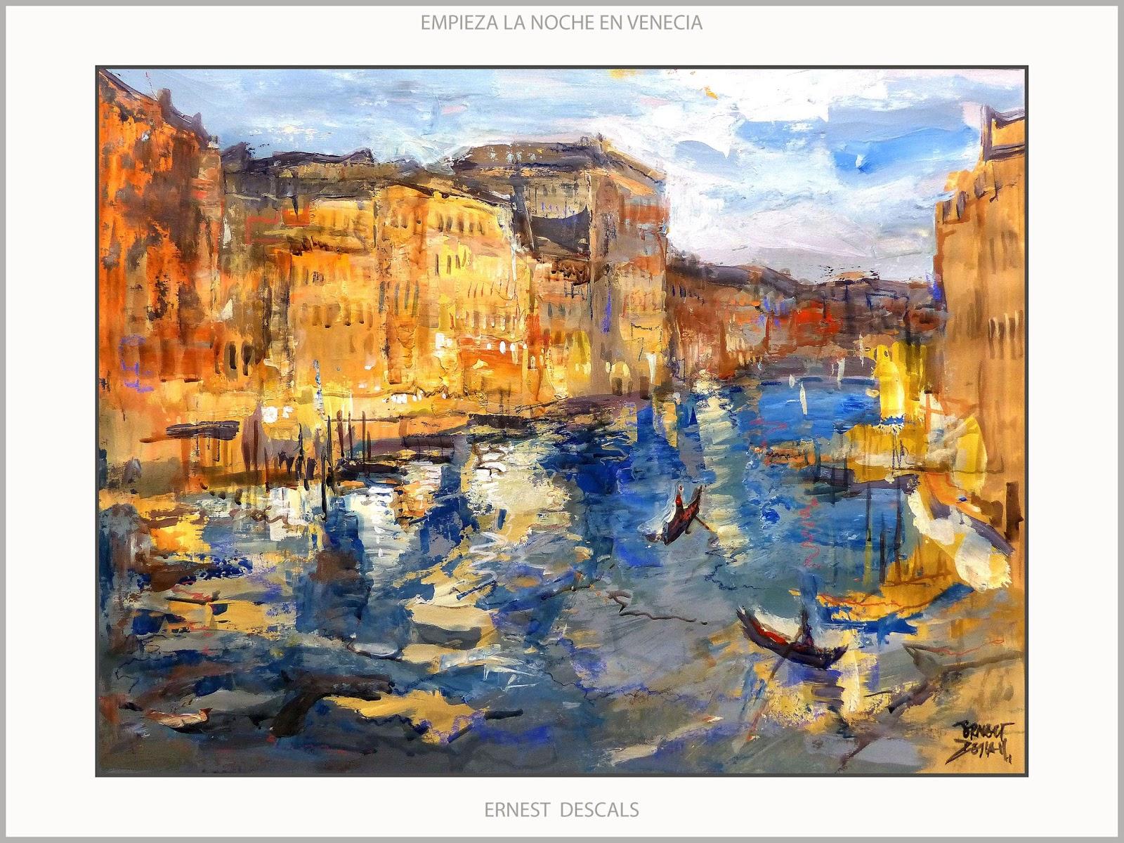 Ernest Descals.Artista Pintor: 07/01/2016 - 08/01/2016
