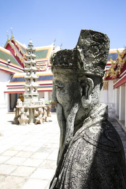 Tempio Wat Pho-Bangkok