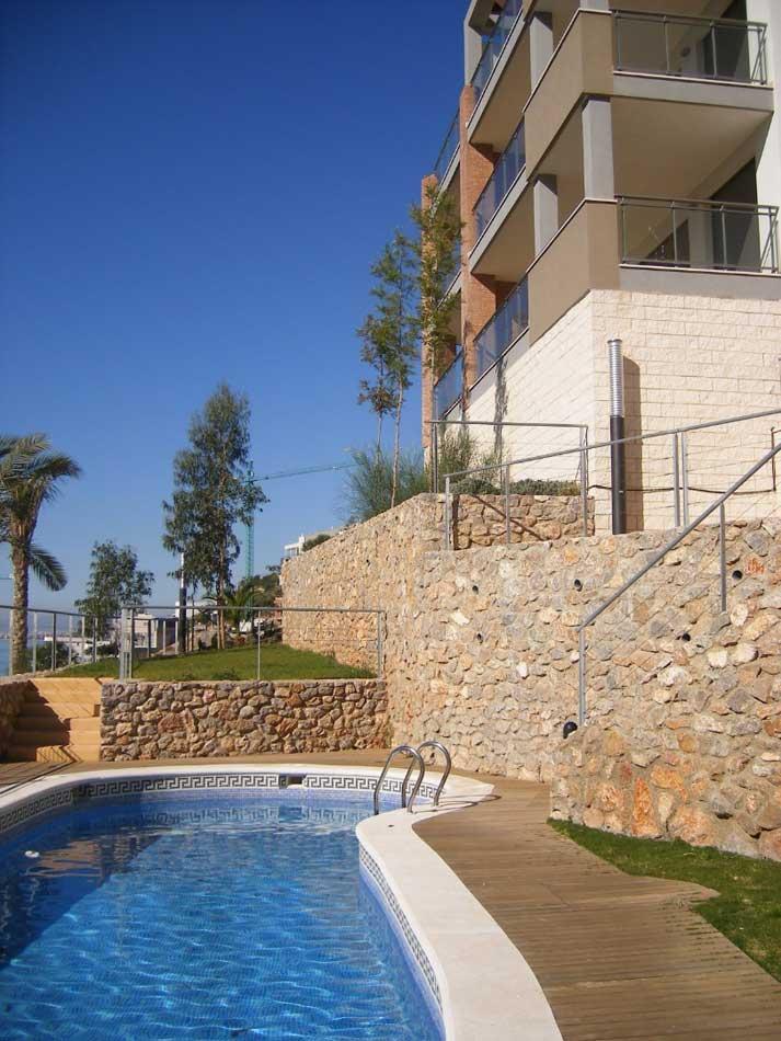 apartamento en venta torre bellver piscina1