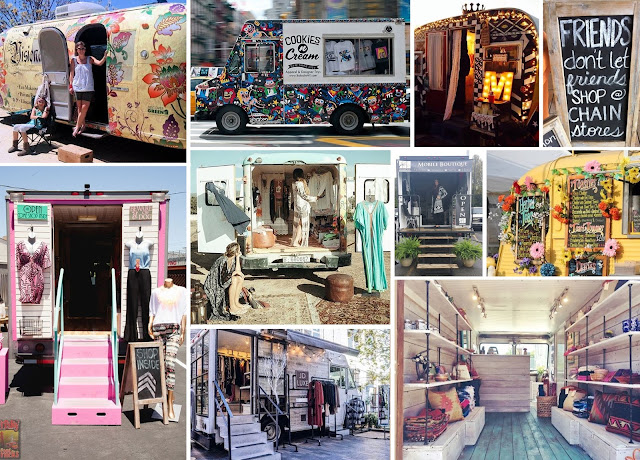 Fashion truck, shop conversion, mobile shop, clothes truck, van conversion, conversion project, pop up shop