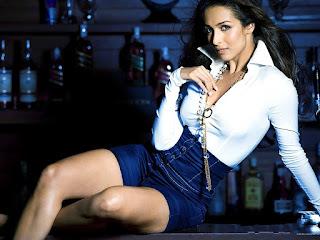 Indian Actress  Mallika Sherawat Latest Hot HD Wallpaper
