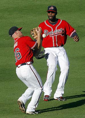 Sac Fly Atlanta Braves Uniform History