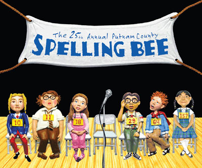 25th Annual Putnam County Spelling Bee on Spelling Bee Words