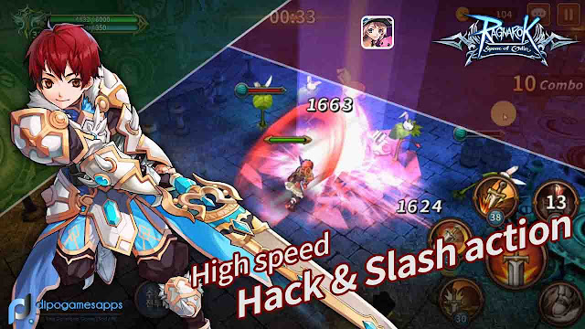 Download Ragnarok Spear Of Odin MOD APK free on Android