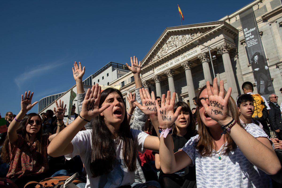 EQUO apoya la huelga climática del de marzo