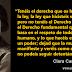 Clara Campoamor, In Memoriam